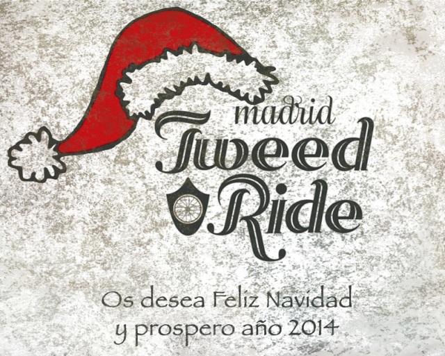 Logo Tweed Navidad 2014 filtro