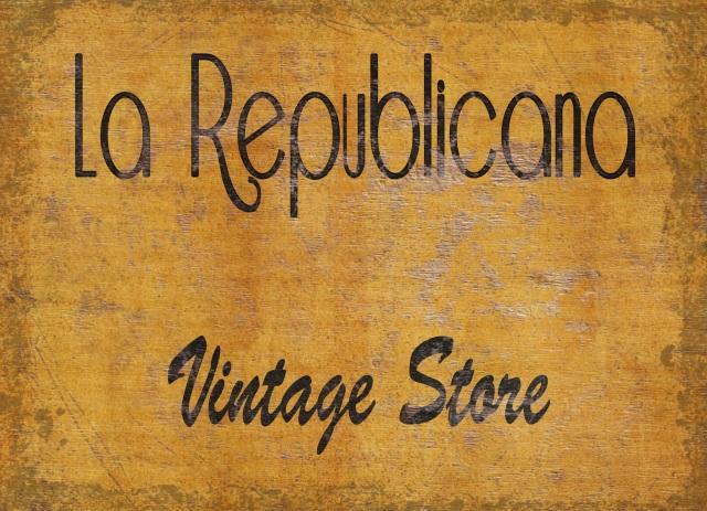 logo la Republicana Vintage Store
