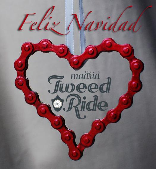 Feliz Navidad Tweed Ride