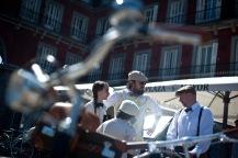 IV Tweed Ride Madrid 2014