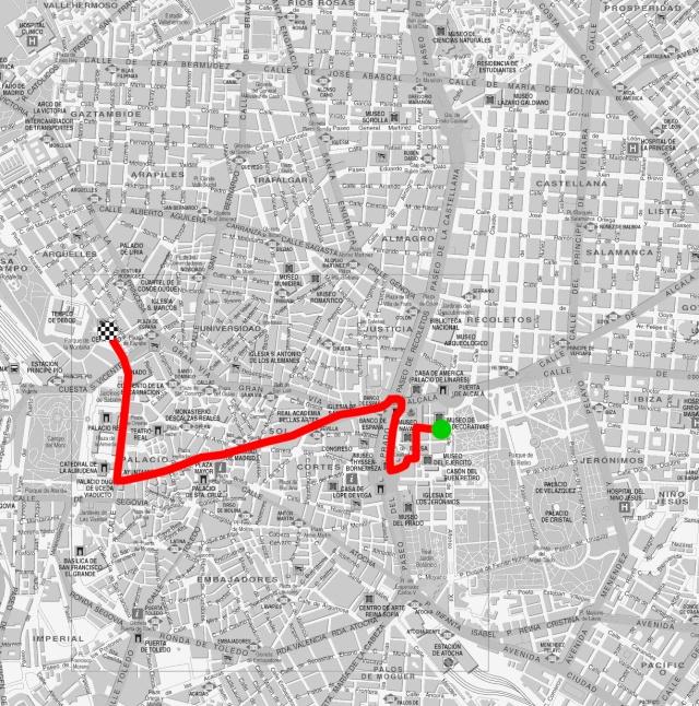 Pedale al Pasado III ruta 2